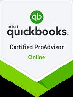 Certified QuickBooks Online Proadvisor