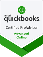 Certified Advanced QuickBooks Online Proadvisor